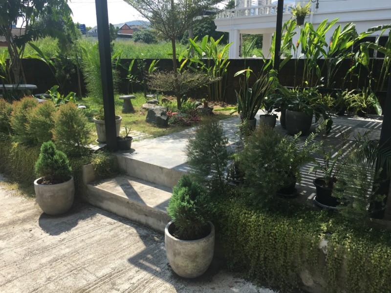 ザレステル(The Restel)の庭